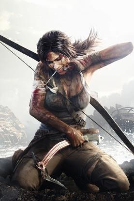 Räkna med massor av smärta. Likt Rambo i första filmen First Blood, utsätts Lara för mycket smärta. Jag känner medlidande för henne.