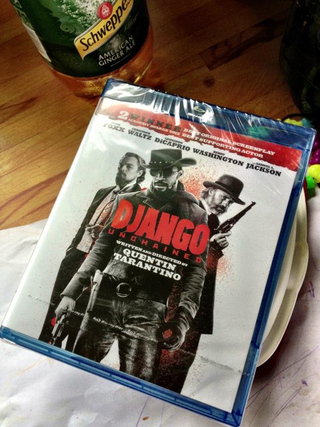 Mästerverket Django Unchained.
