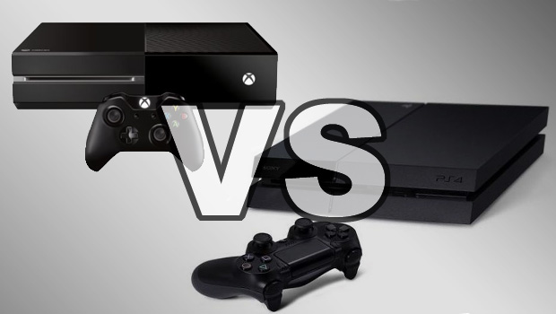 PS4 vs XBOX One!