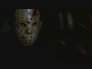 Ted White som Jason är fortfarande den bäste. Titta in blicken här. Jason är riktigt förbannad.