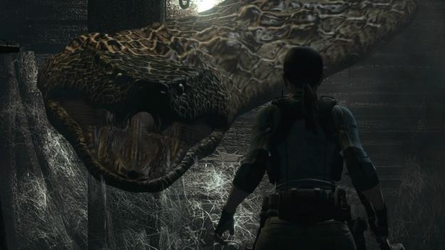 Den stora ormen Yawn är en av spelets mest otäcka bossar. Den ger mig kalla kårar varje gång jag ser den.